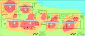 Heatmap of Confer Vickner